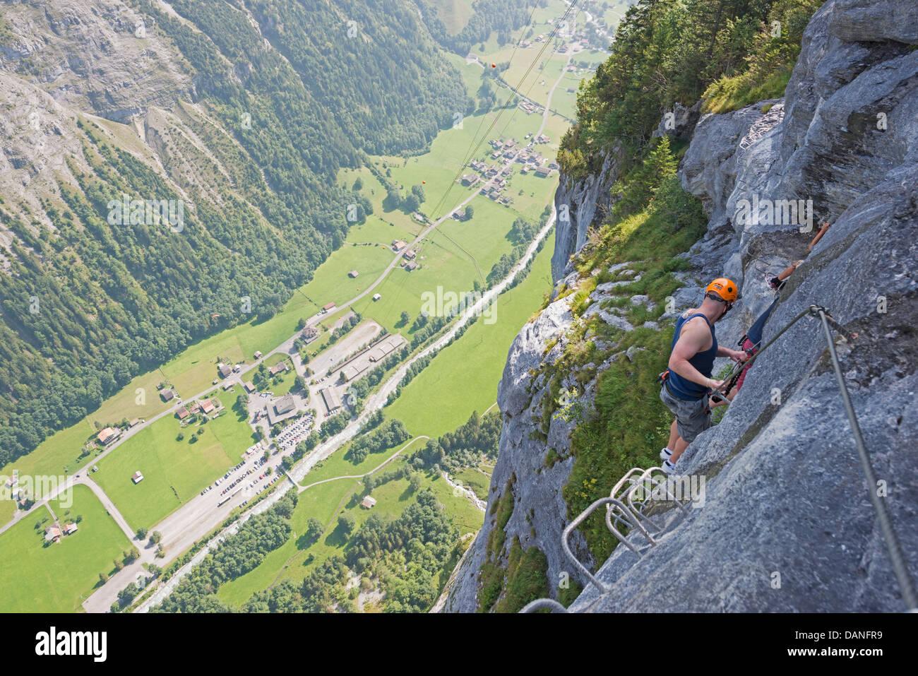 Klettersteig Bern : Europa schweizer alpen schweiz berner oberland unesco mürren