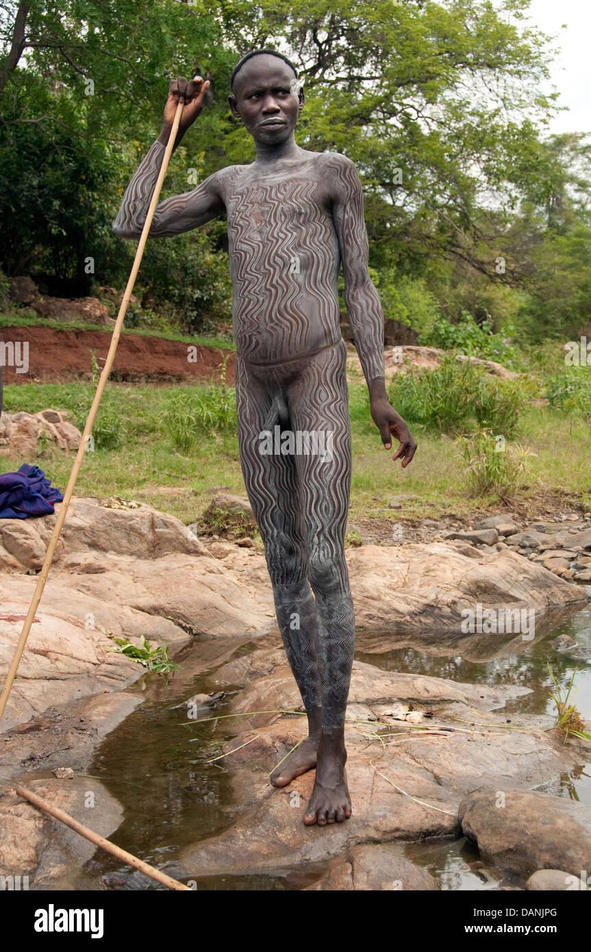 Ethiopia naked boy #5