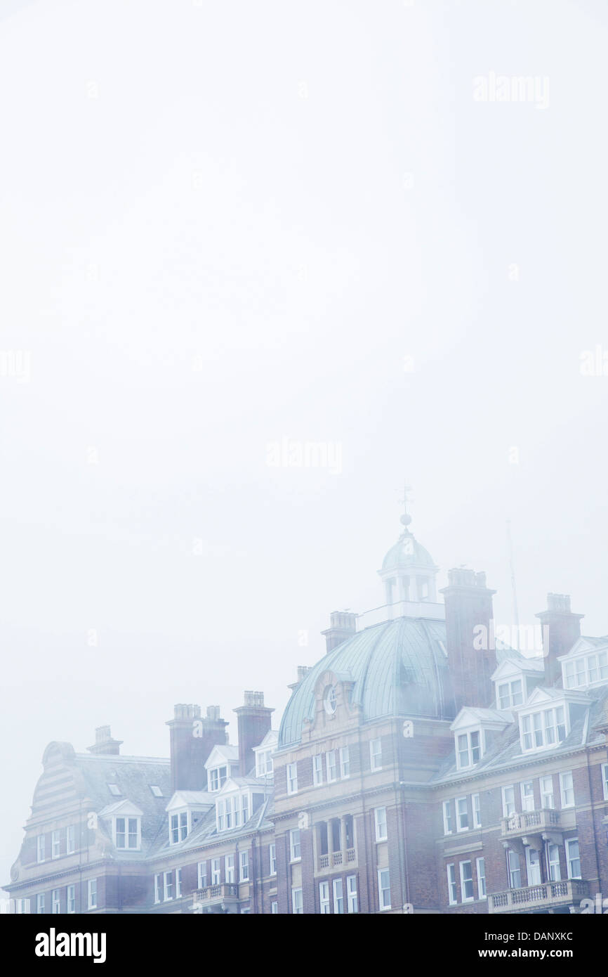 Folkestone Architektur - Metropole auf die Leas - UK Stockbild
