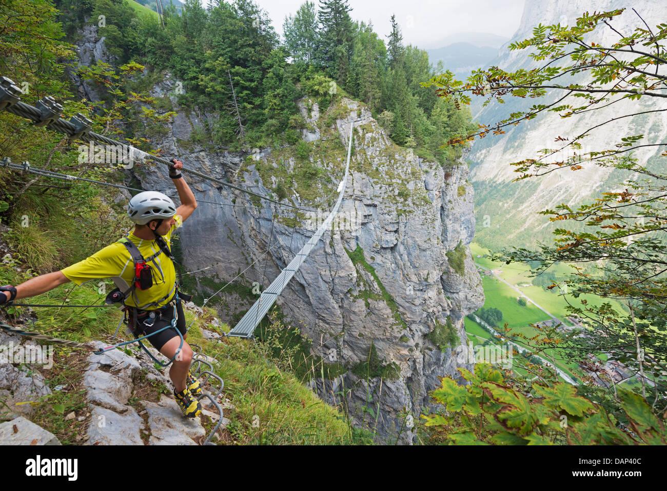 Klettersteig Bern : Europa schweizer alpen schweiz berner oberland mürren