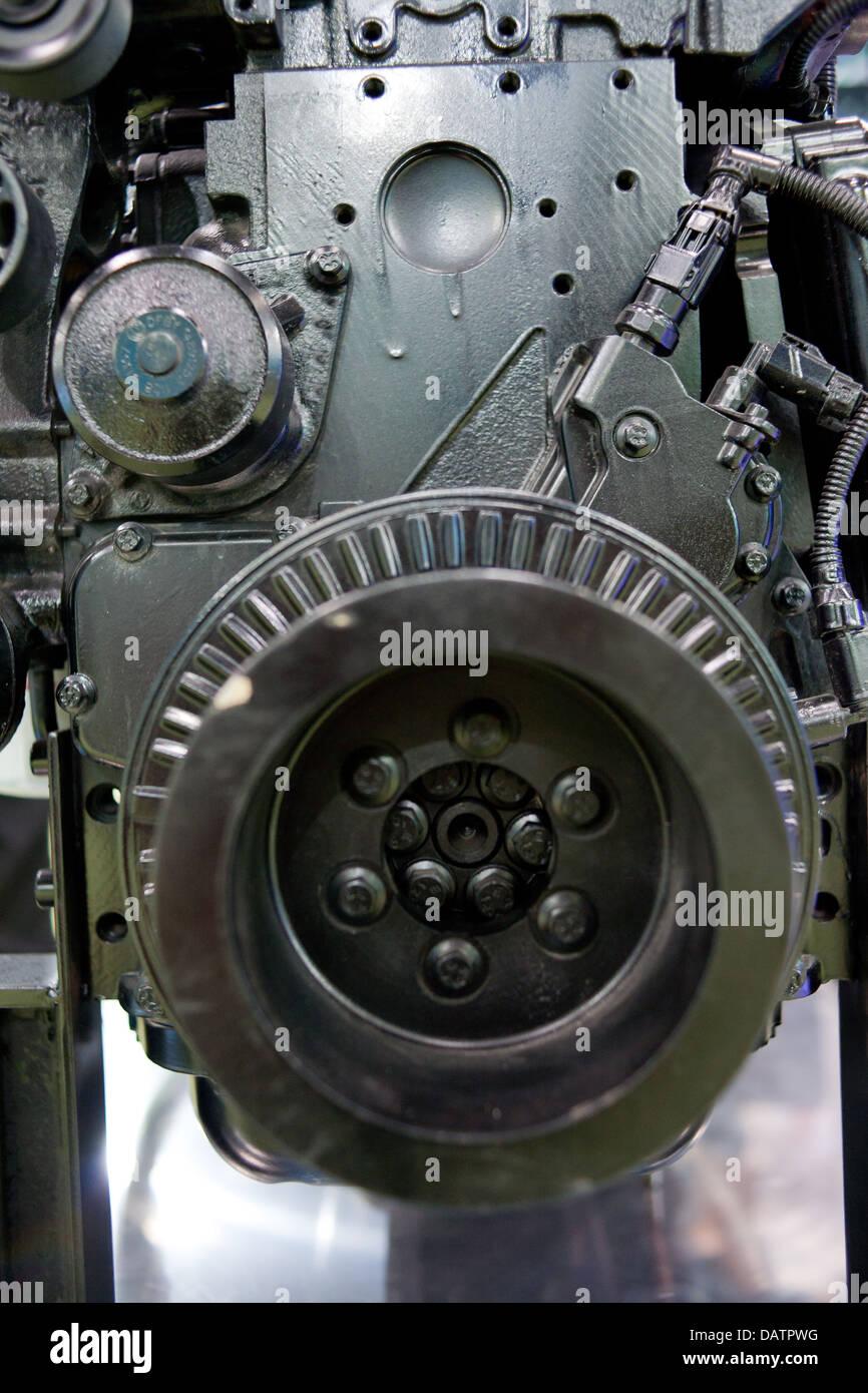 Cast Iron Parts Stockfotos & Cast Iron Parts Bilder - Alamy