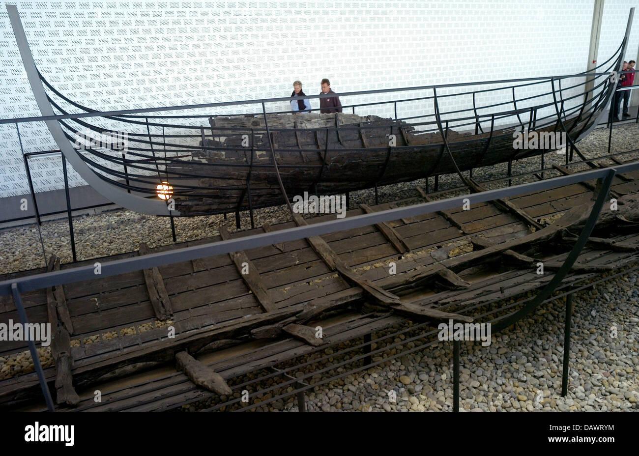 langschiffe der wikinger