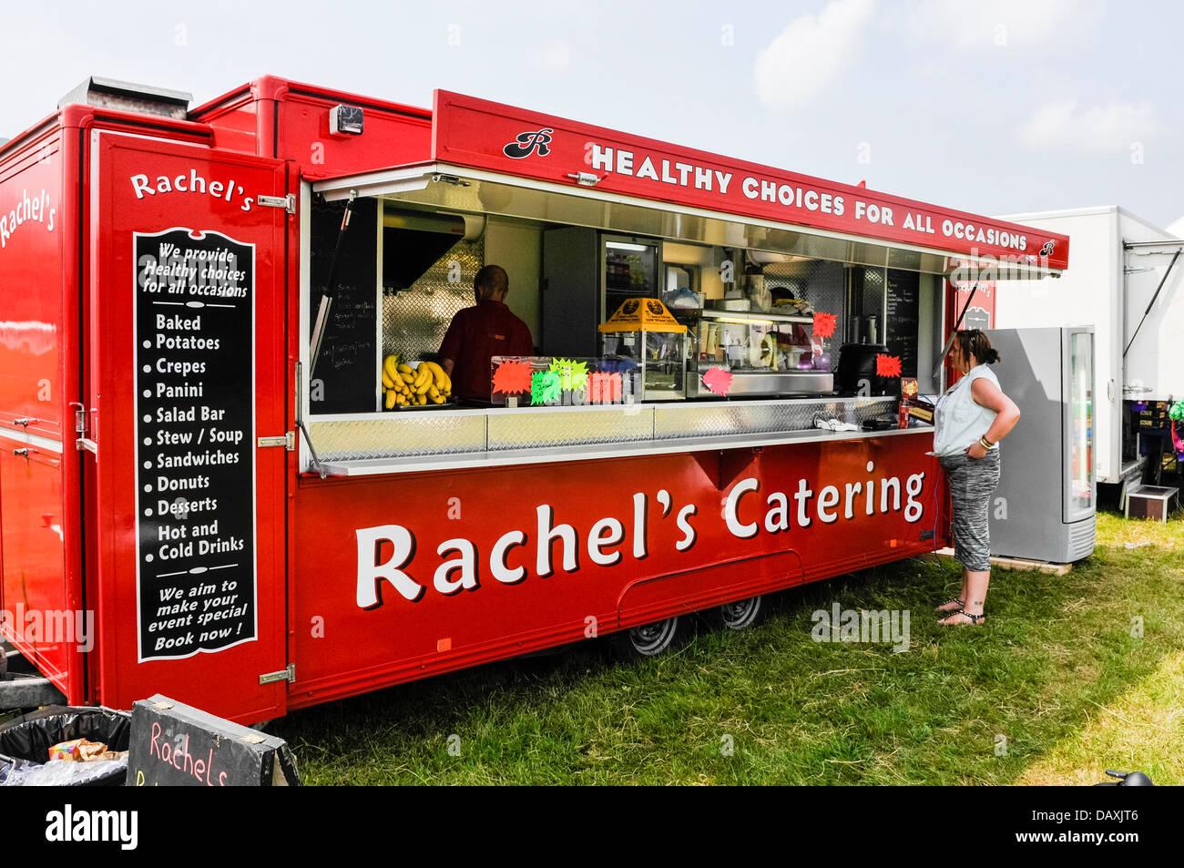 Mobiles Catering Stockfotos Und Bilder Kaufen Alamy