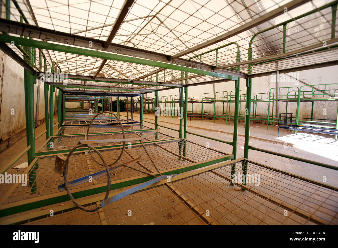 Reception Camp Stockfotos & Reception Camp Bilder - Alamy