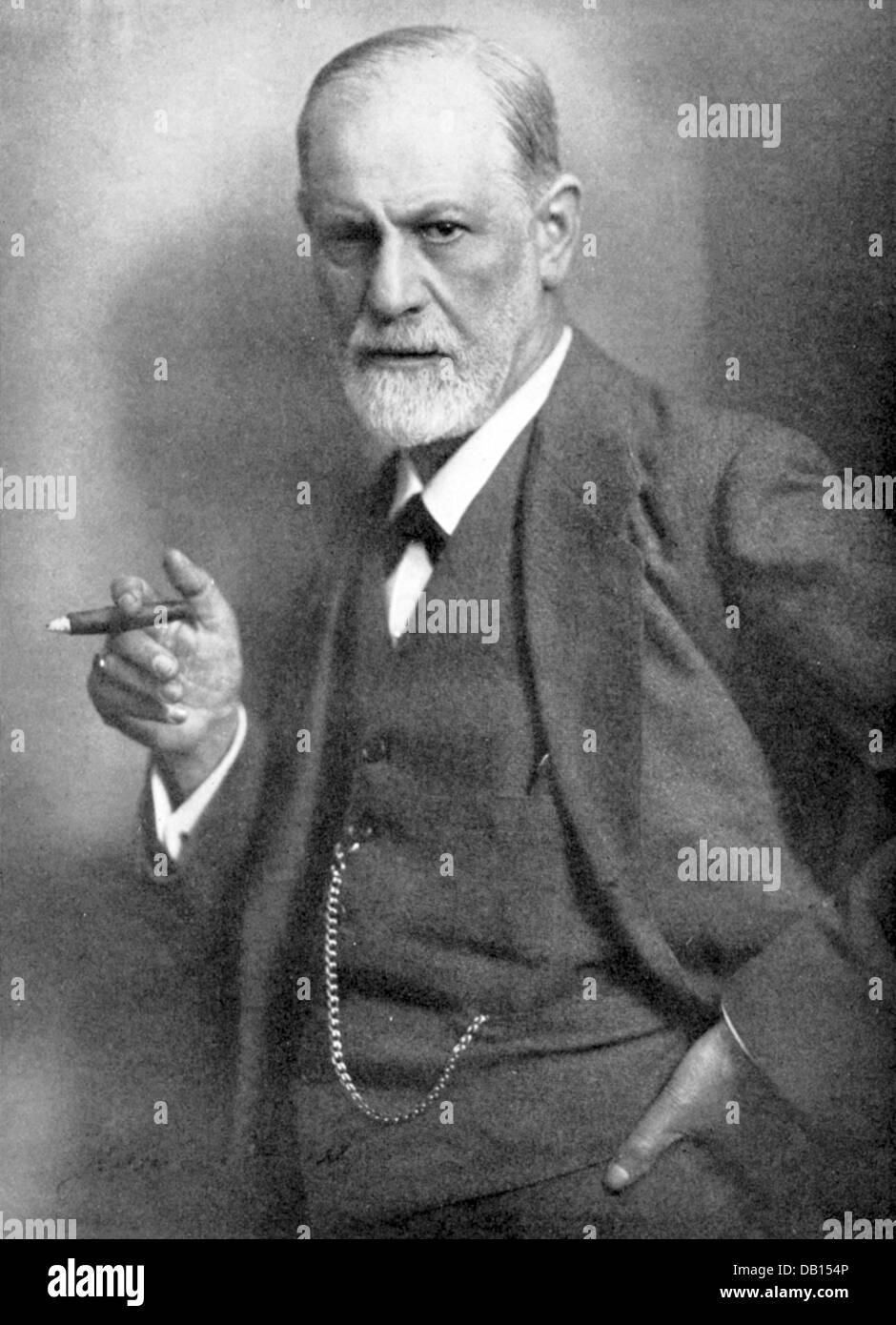 f4d9deb76 Sigmund Freud, österreichischer Neurologe. Begründer der ...