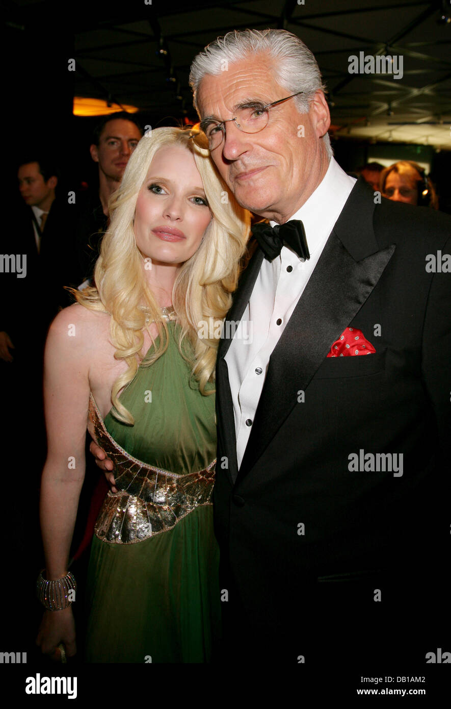 Deutsche Schauspieler Sky Du Mont Und Seine Frau Mirja Du Mont