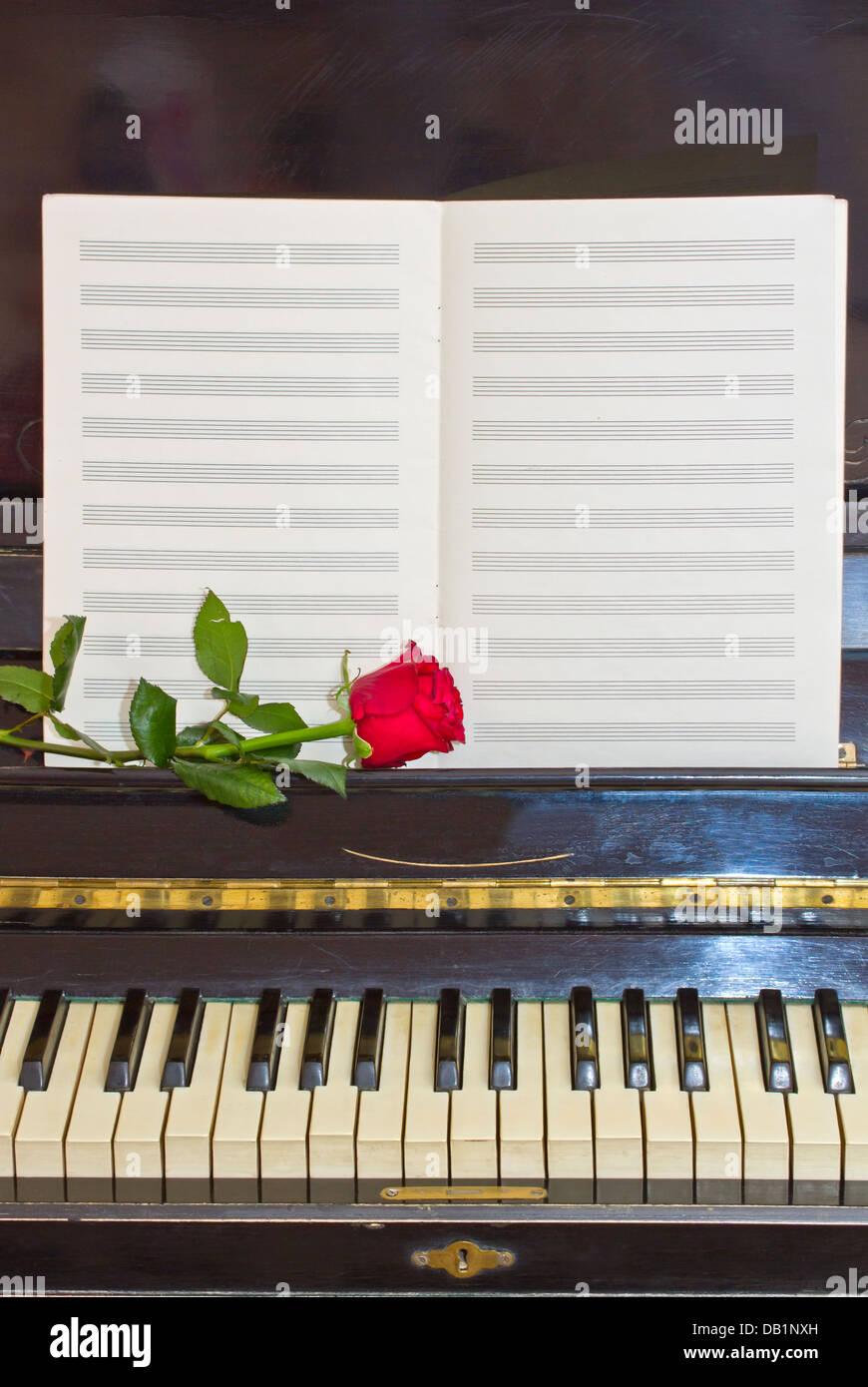 Rose Piano Stockfotos & Rose Piano Bilder - Seite 3 - Alamy