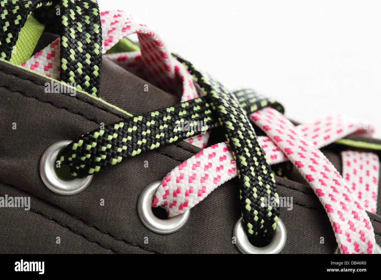 Schuhschnur Stockfotos & Schuhschnur Bilder Alamy