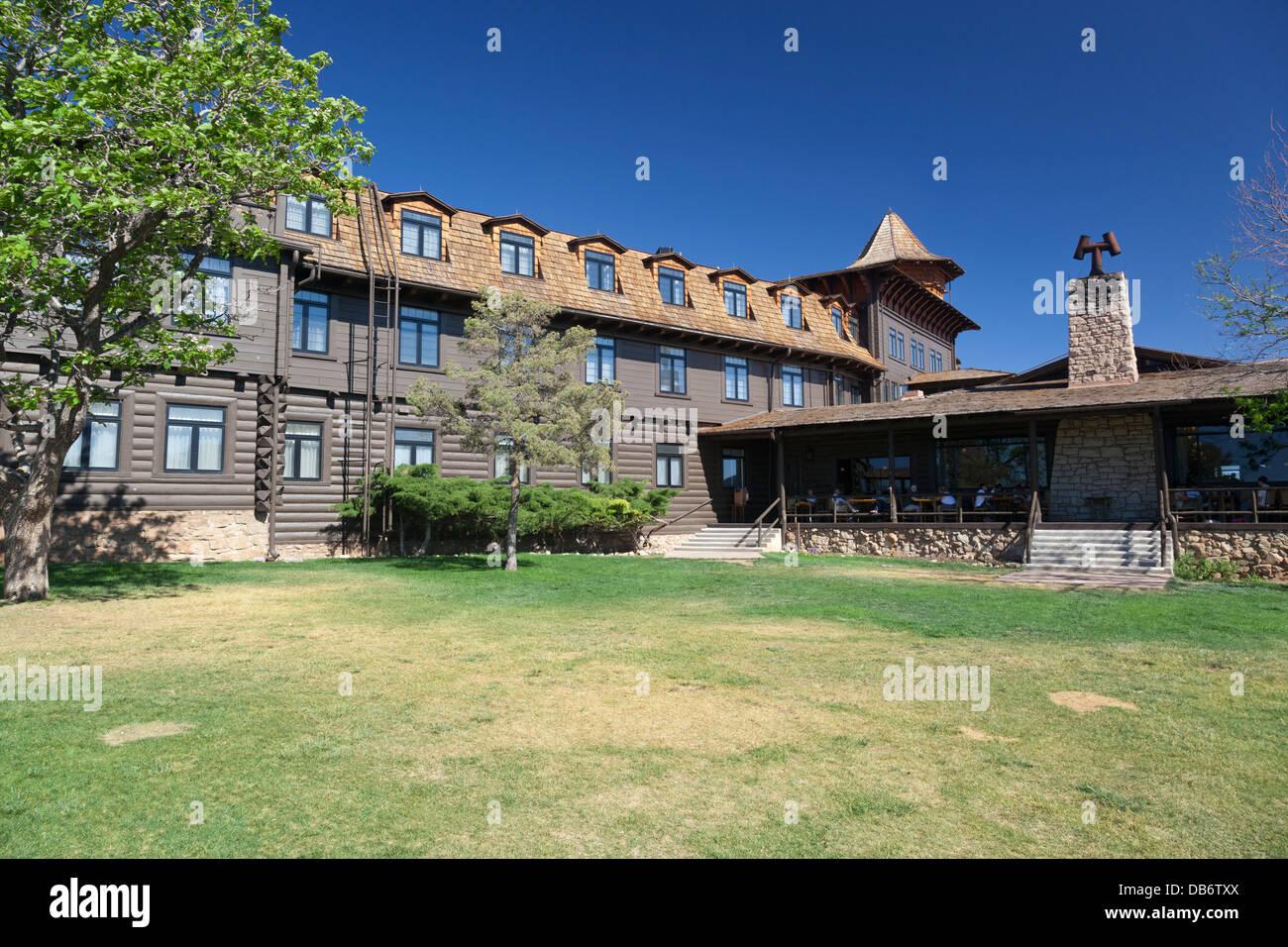 Grand Canyon Hotel Stockfotos Und Bilder Kaufen Alamy