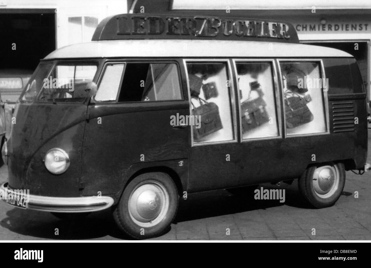 Transport Transport Auto Fahrzeug Varianten Volkswagen VW T1 ...