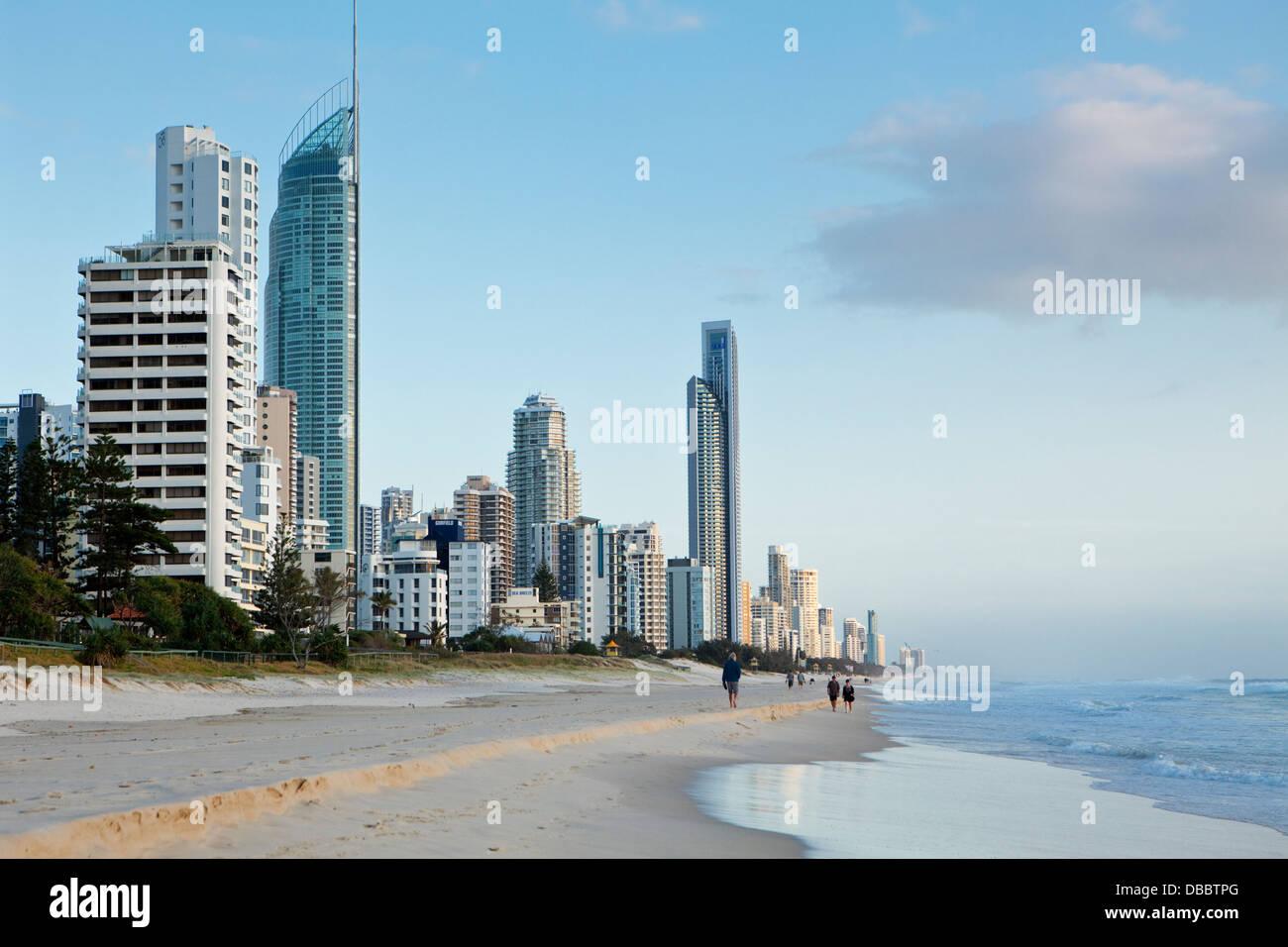 Gold Coast Blick