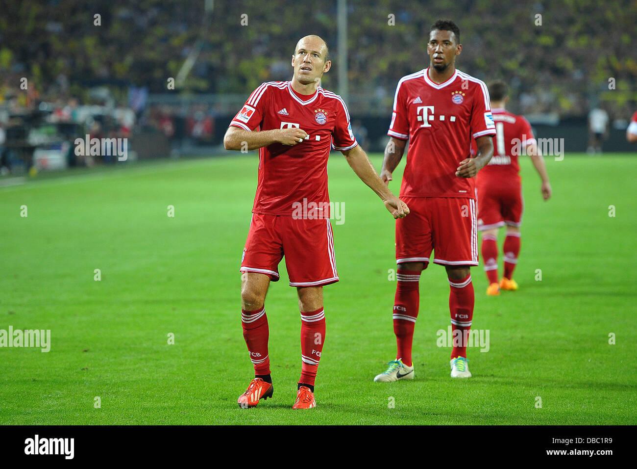 Fussball Dortmund Bayern München