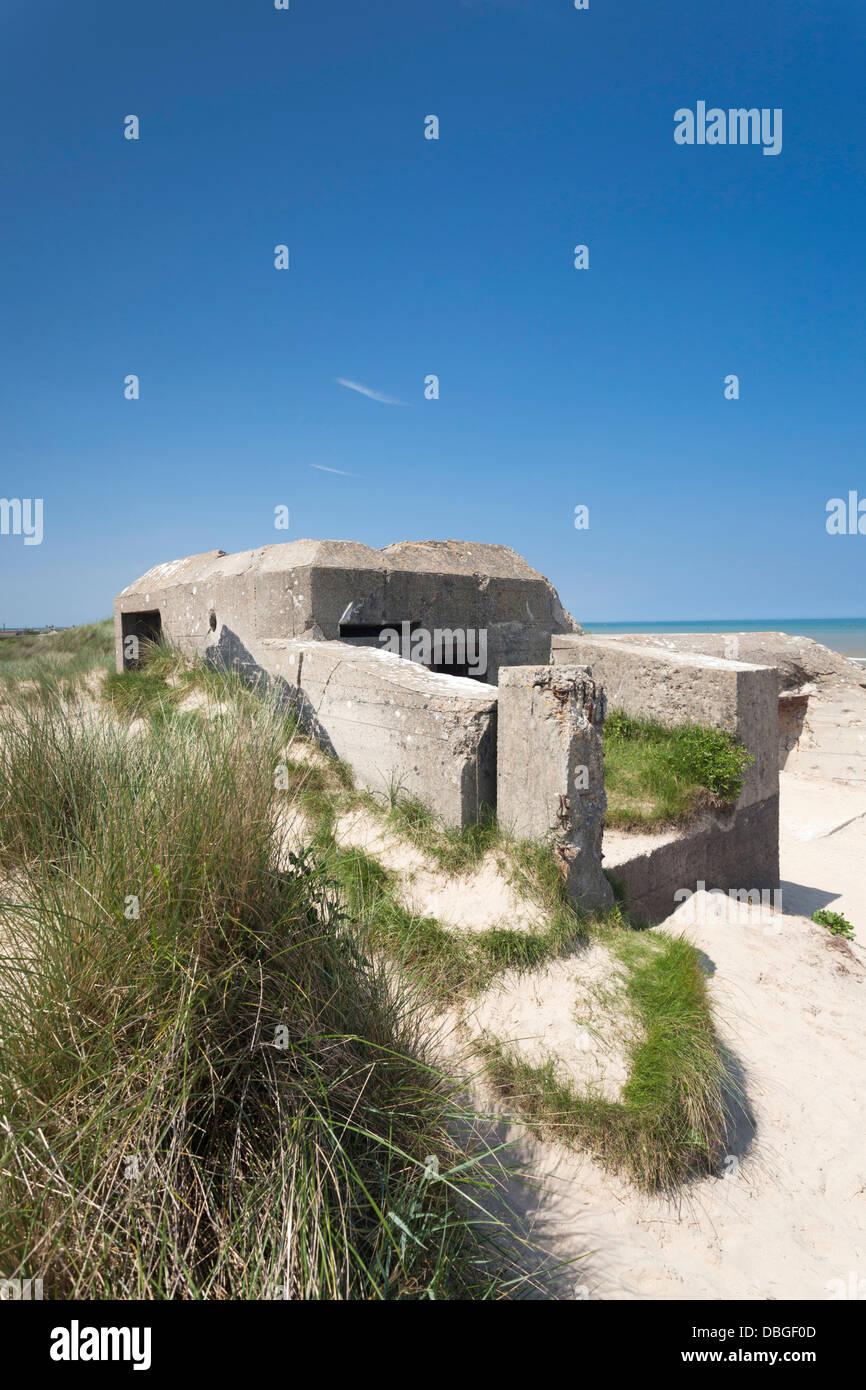 Frankreich Normandie D Day Strände Gegend Wwii D Day Invasion