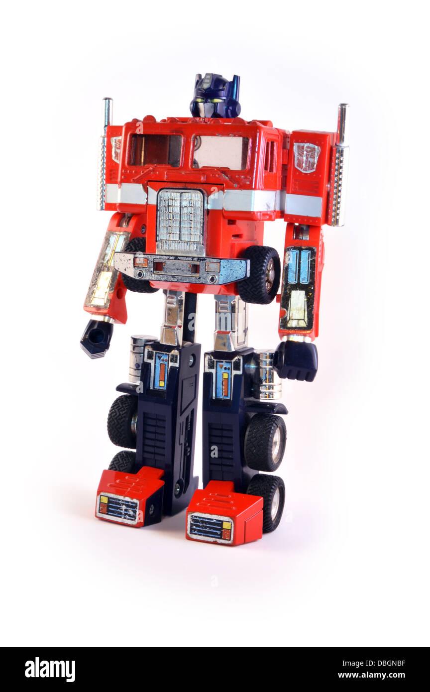Optimus Prime Stockbild