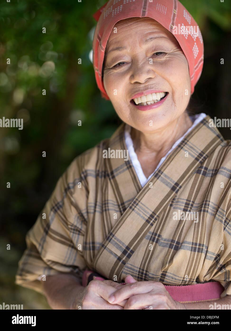 Okinawa Frauen
