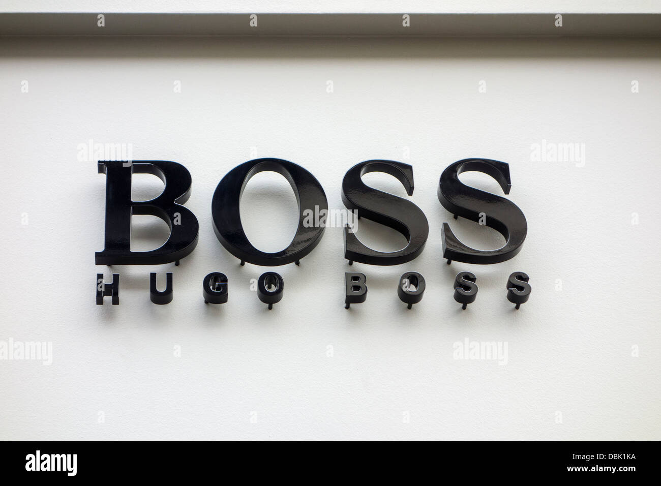 Hugo Boss Stockfotos & Hugo Boss Bilder Alamy
