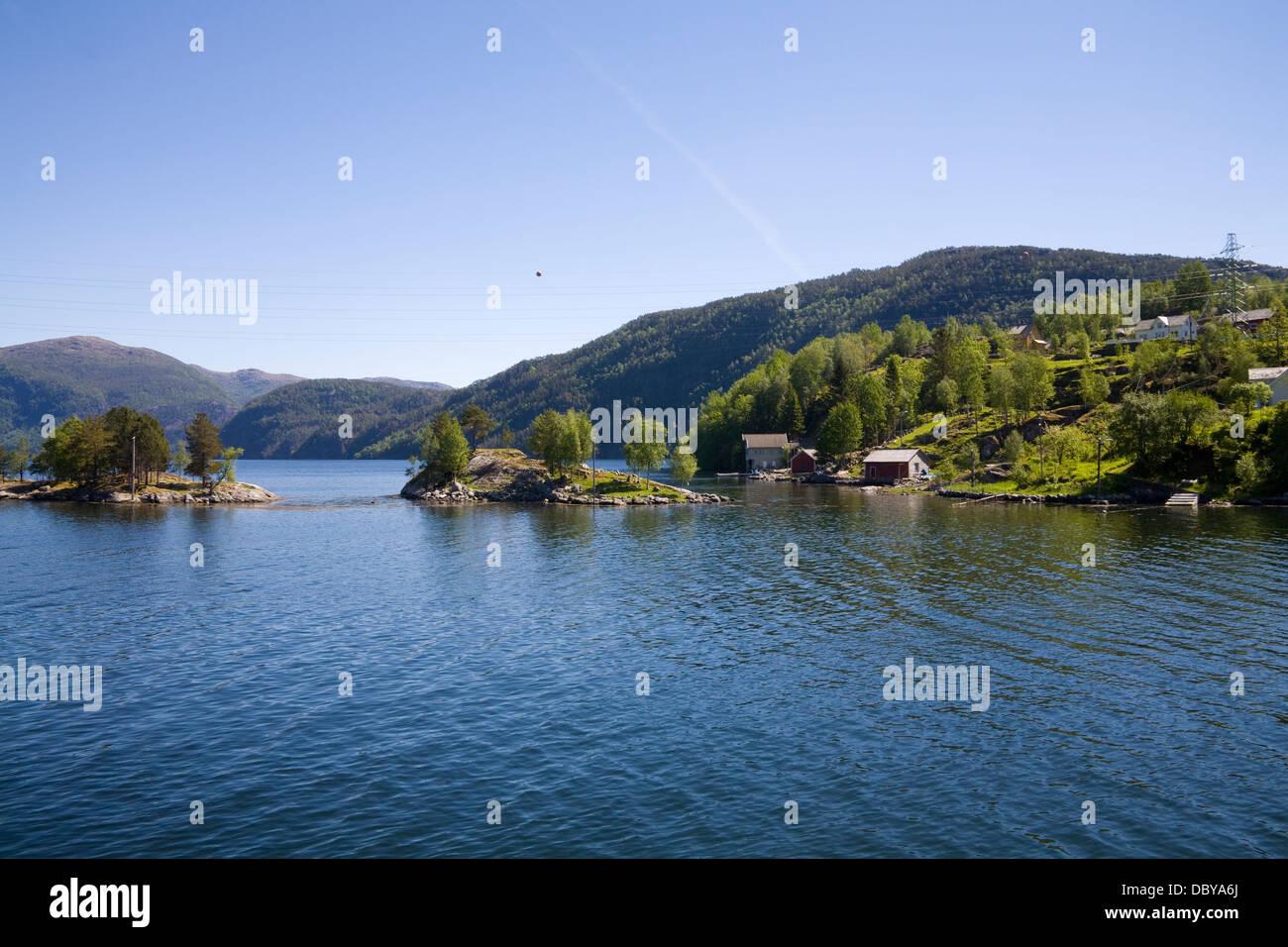 Kleine Inseln Europa