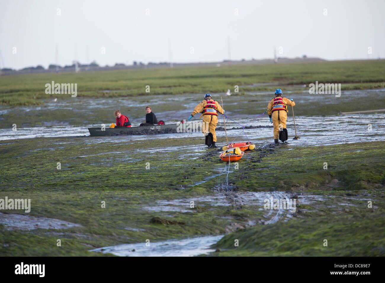 Küstenwache Frauen