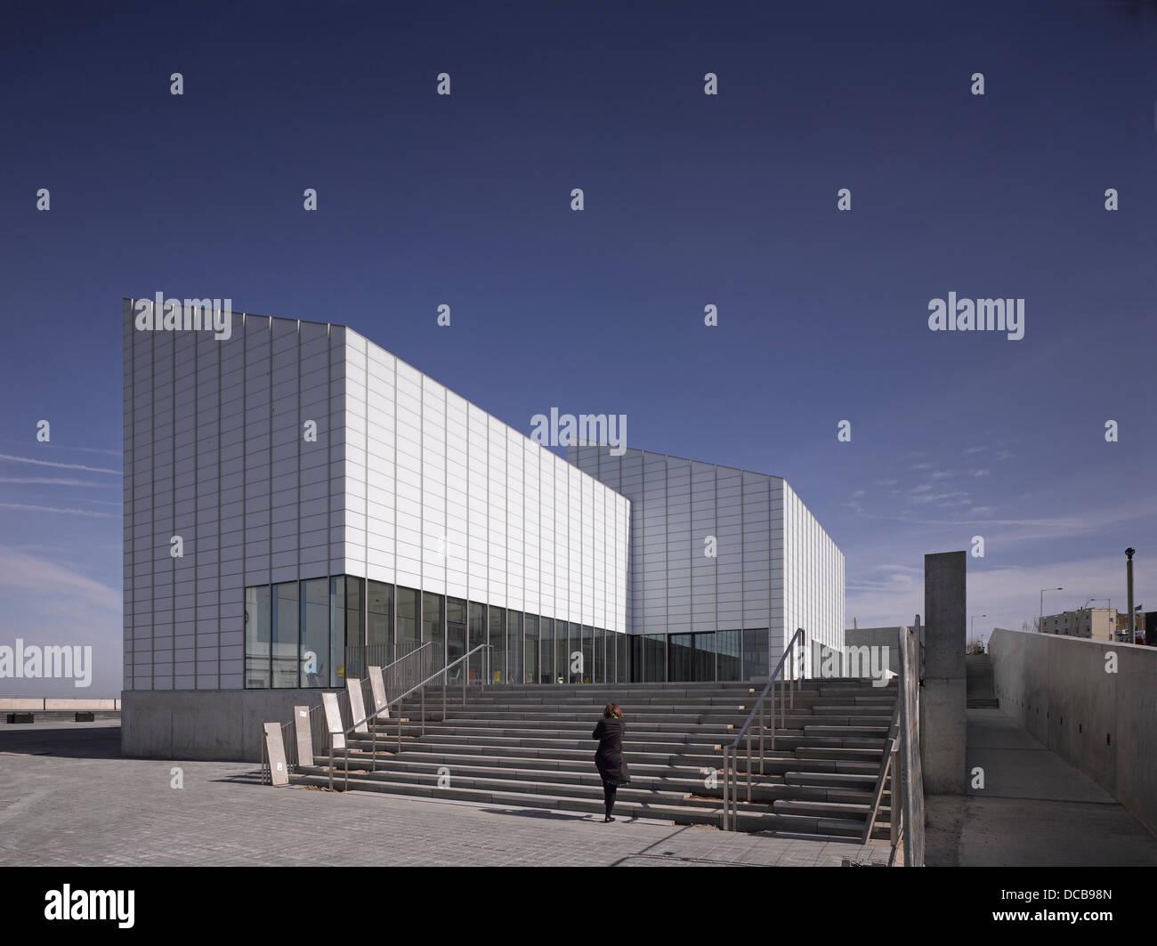 Turner Contemporary, Margate, Kent. Stockbild