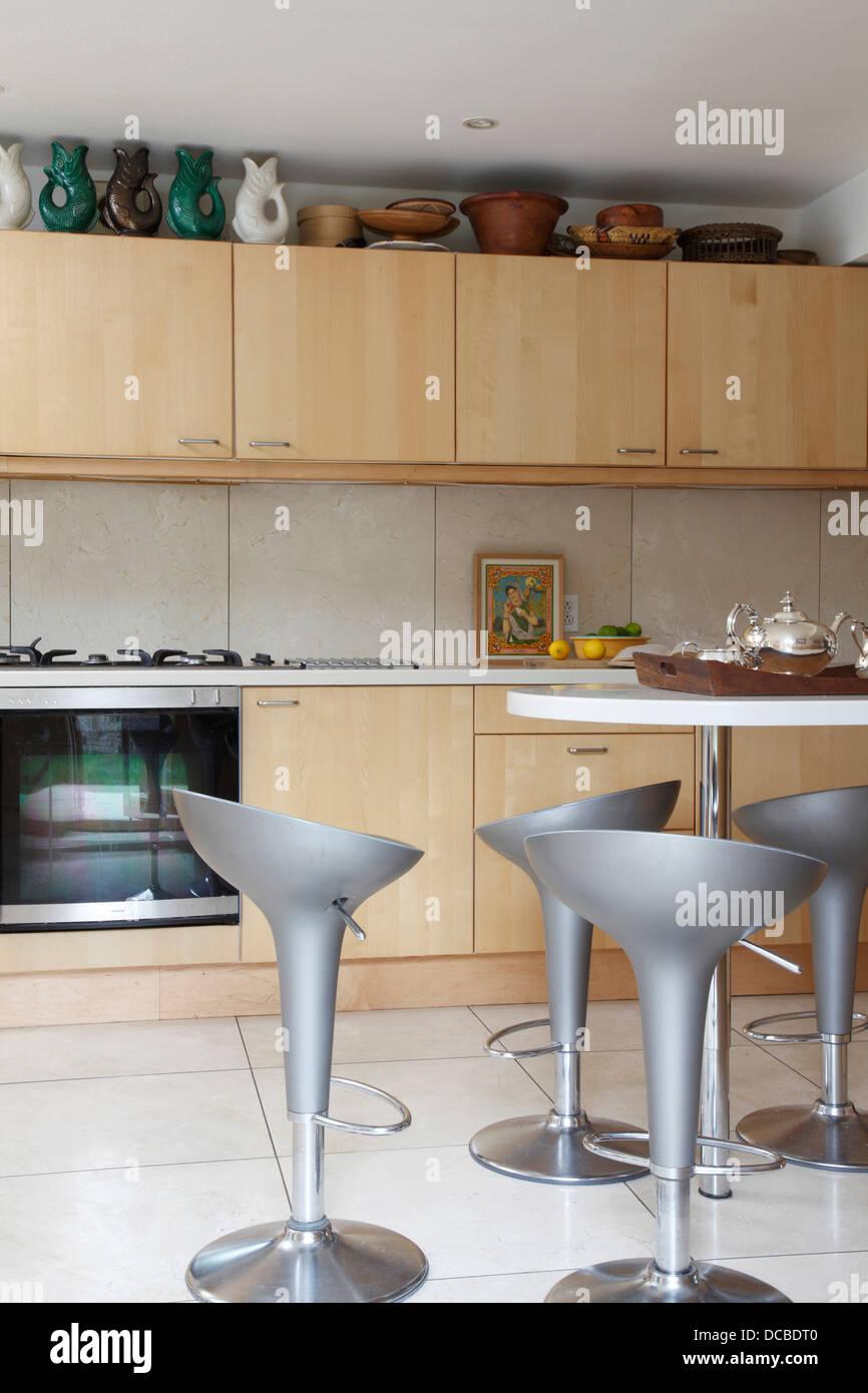 Gemütlich Holzküchen Barhocker Uk Ideen - Ideen Für Die Küche ...