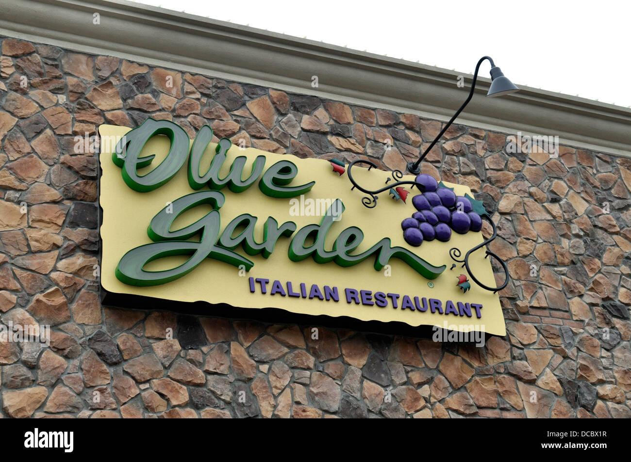 Italienisches Restaurant Stockfotos Italienisches Restaurant