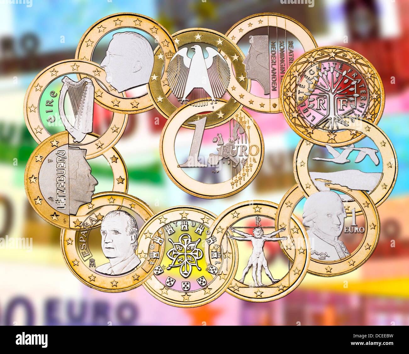 Erste 12 Euro Länder Stockfotos Erste 12 Euro Länder Bilder Alamy