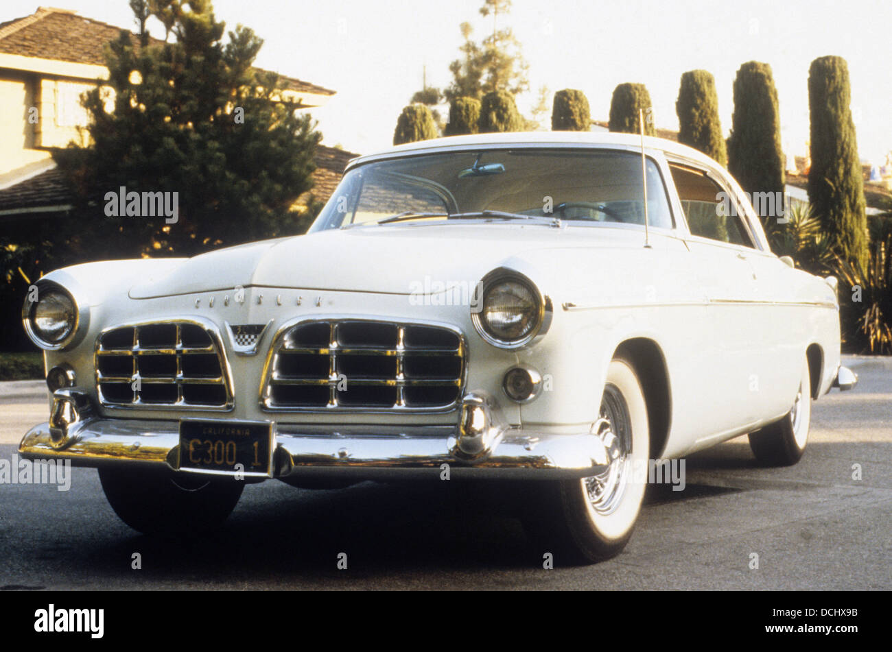 1955 CHRYSLER C-300 Stockbild