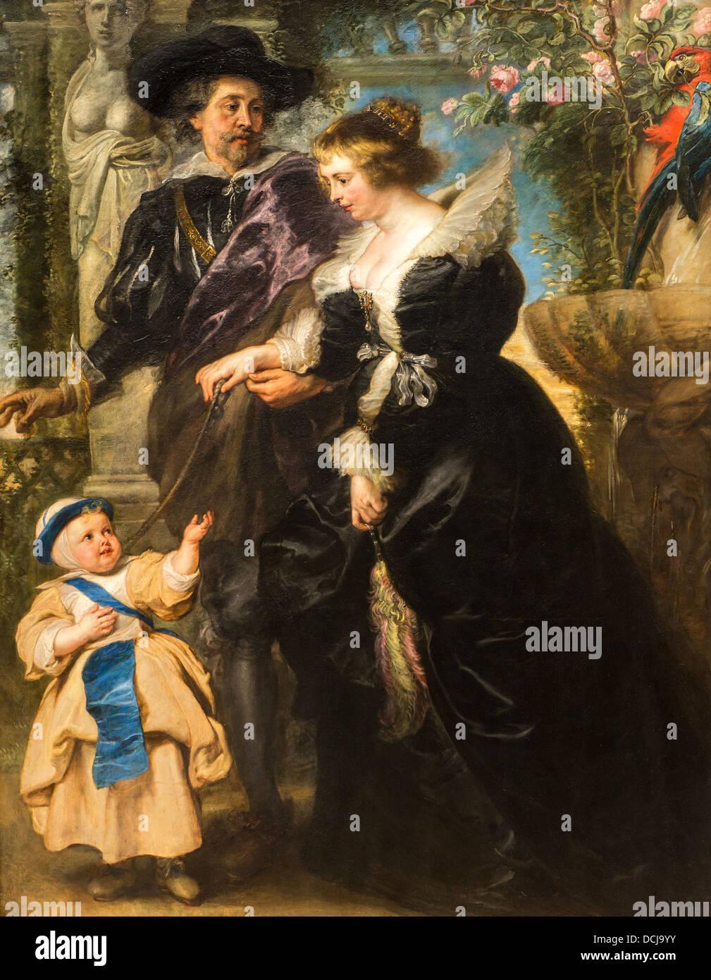 17 Jahrhundert Bild Architektur: Rubens Painting Stockfotos & Rubens Painting Bilder