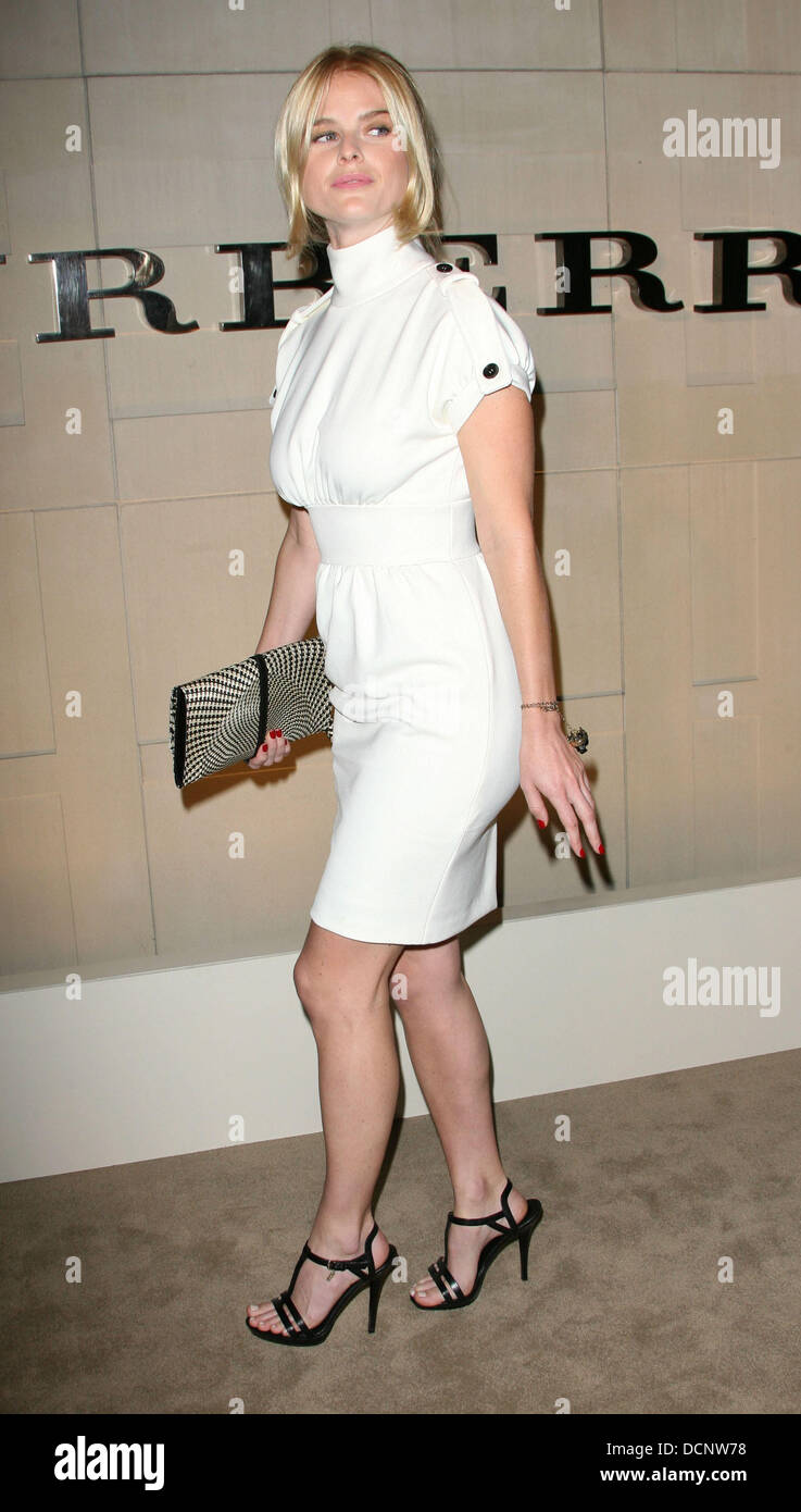 Alice Eve Burberry Body Fragrance Launch Hosted By Christopher