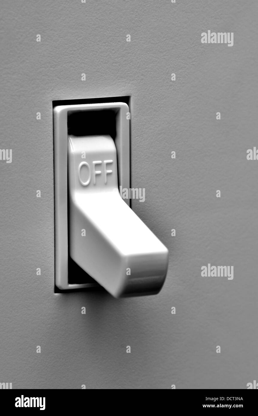 Switch Off Light Stockfotos & Switch Off Light Bilder - Alamy