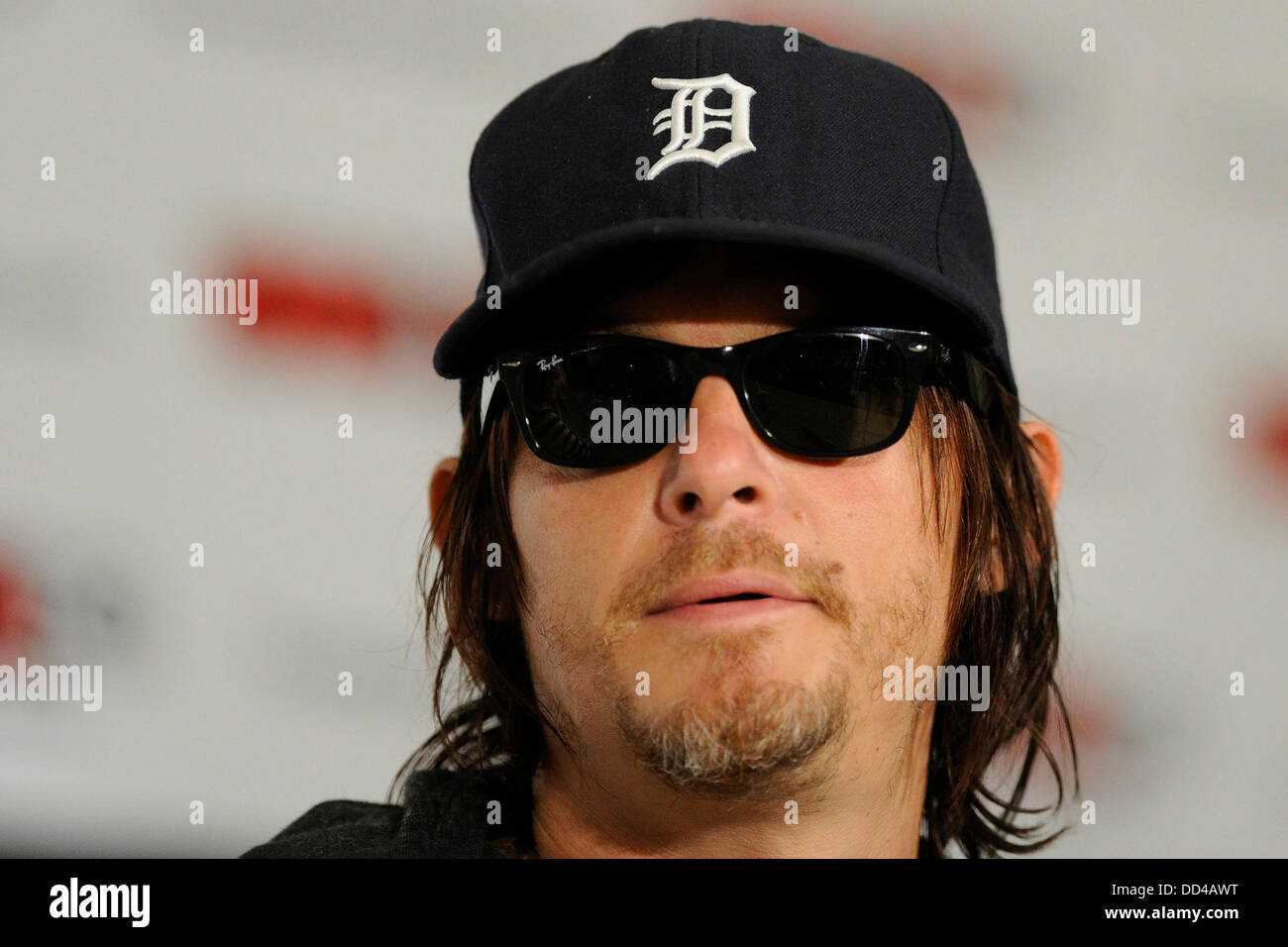 norman reedus stockfotos norman reedus bilder alamy. Black Bedroom Furniture Sets. Home Design Ideas