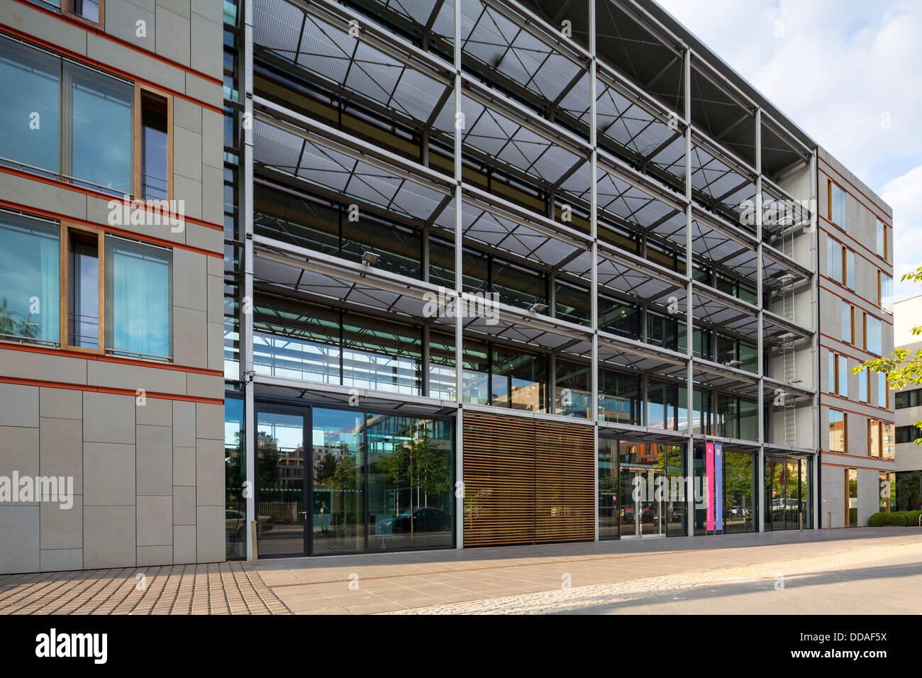 Landesvertretung Niedersachsen, Niedersachsen Regierungsbüros, Berlin, Deutschland Stockbild
