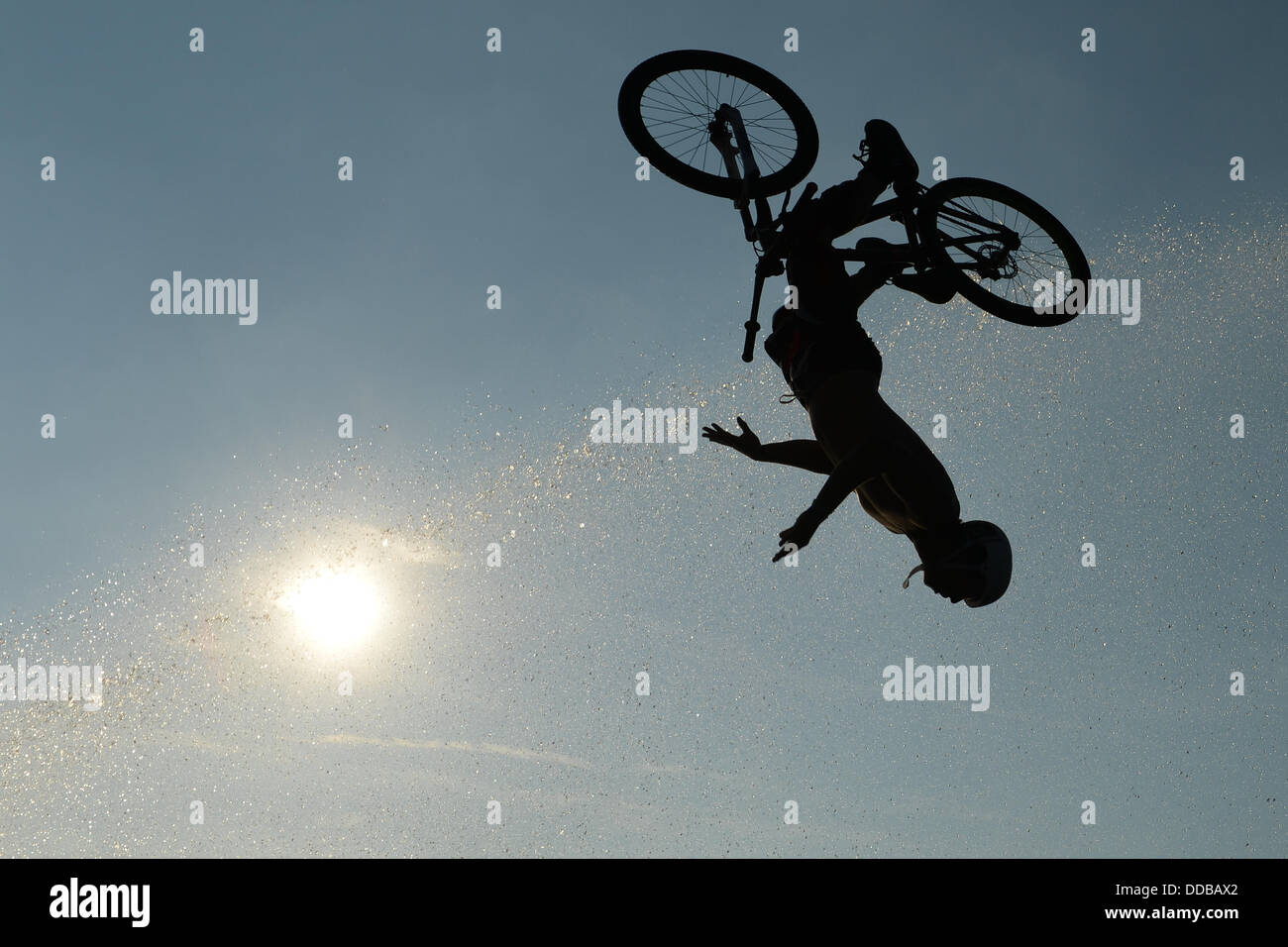 Dirt Jumper Stockfotos & Dirt Jumper Bilder - Alamy