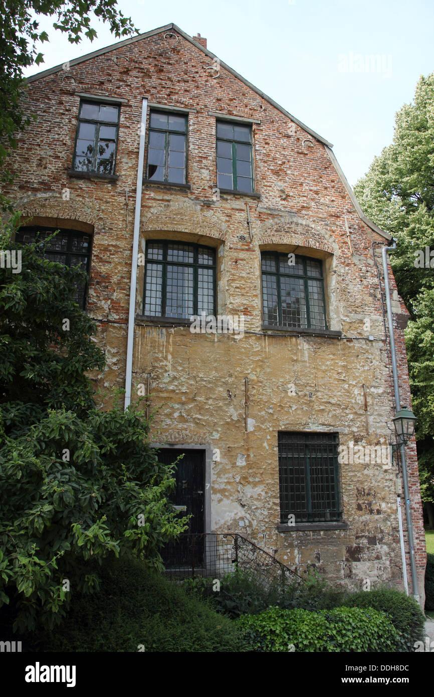 Van Gogh altes Haus in Cuesmes Wallonien Belgien