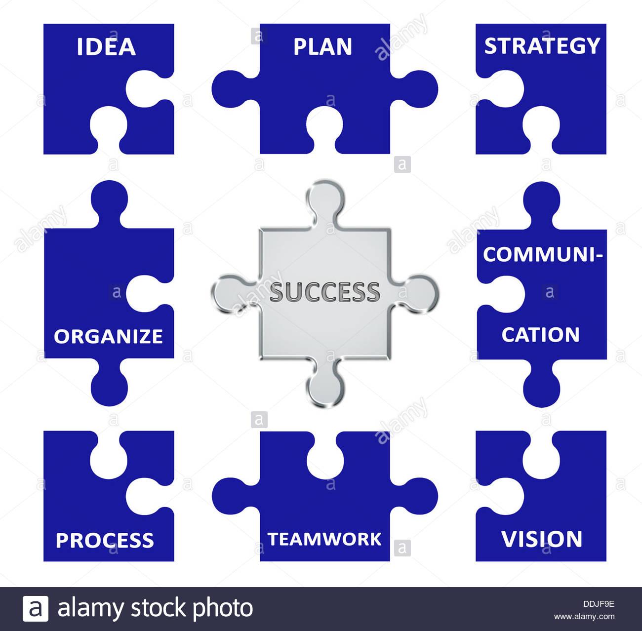 Business-Konzept Stockbild