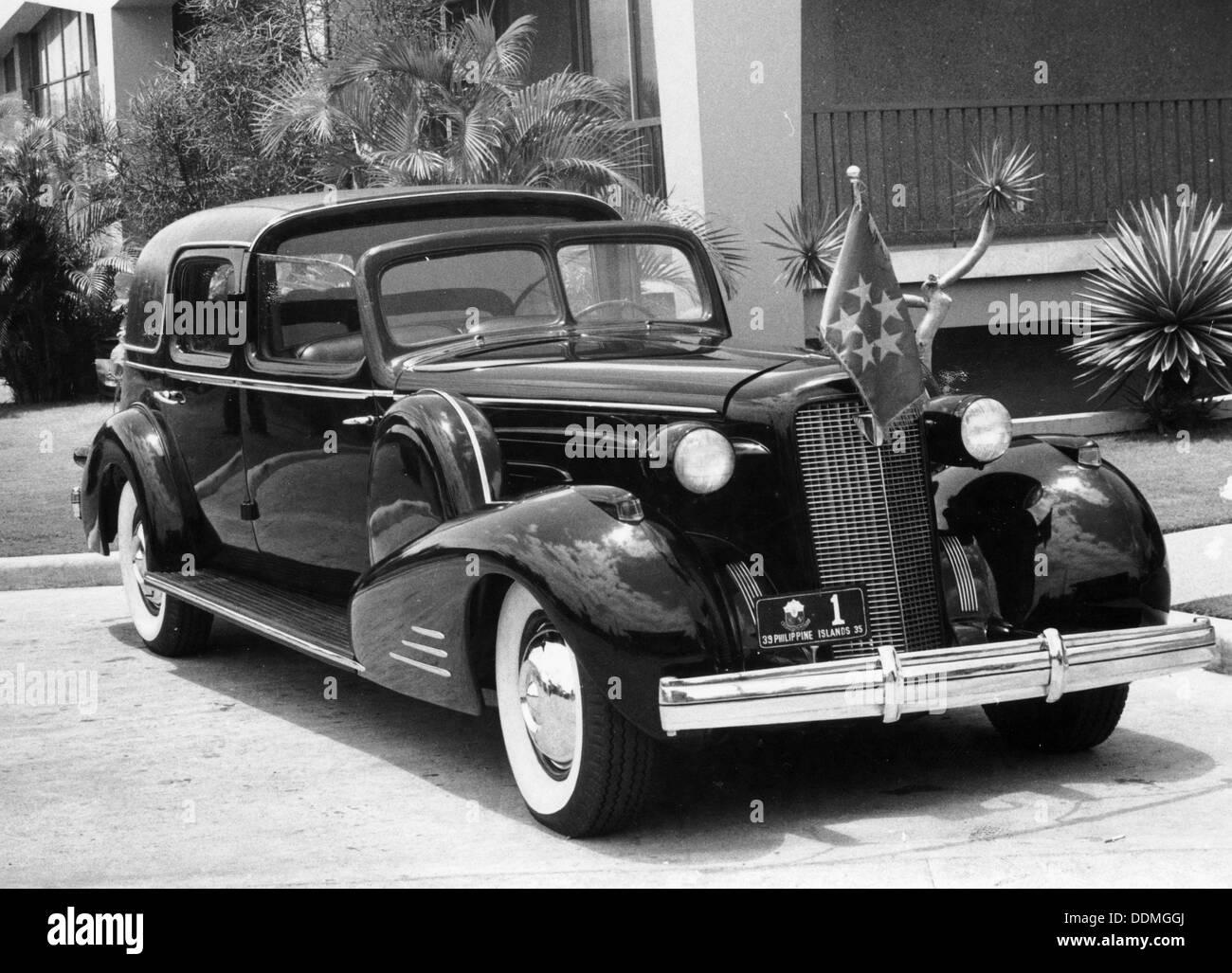 Cadillac Motor Car Stockfotos & Cadillac Motor Car Bilder - Alamy