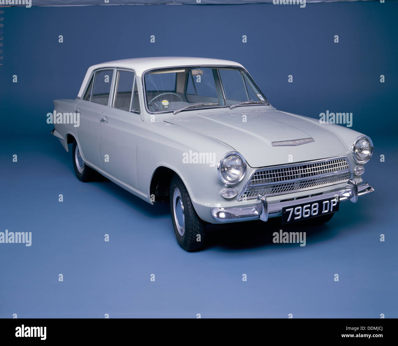 1962 Ford Consul Cortina. Stockbild
