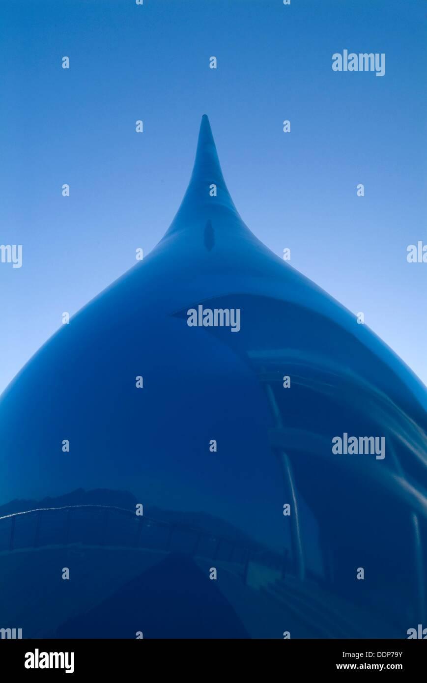 Die Tropfen, Skulptur von Inges Idee, an der Küste von Vancouver Convention Centre, Vancouver, BC, Kanada Stockbild