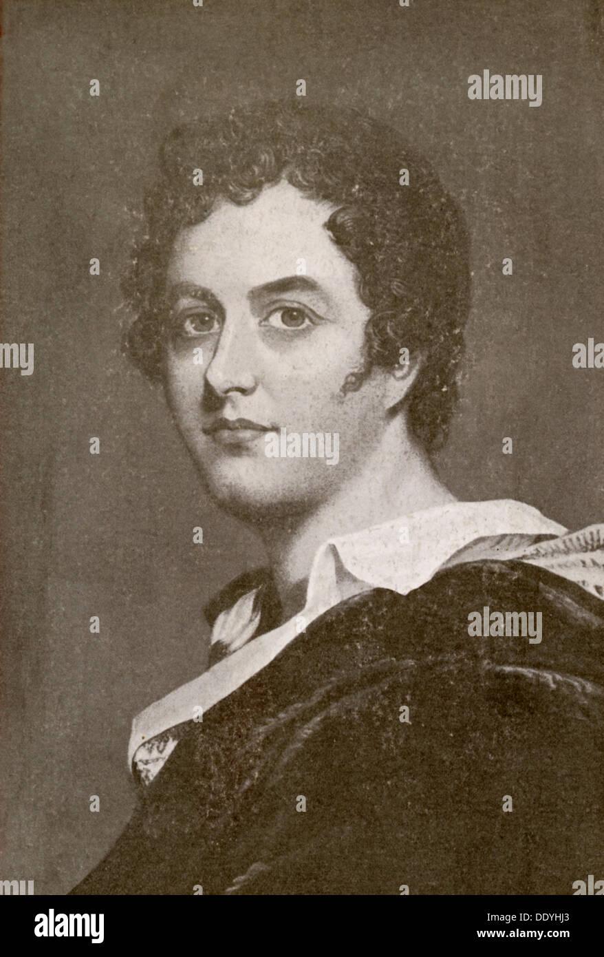 Englischer Dichter Lord