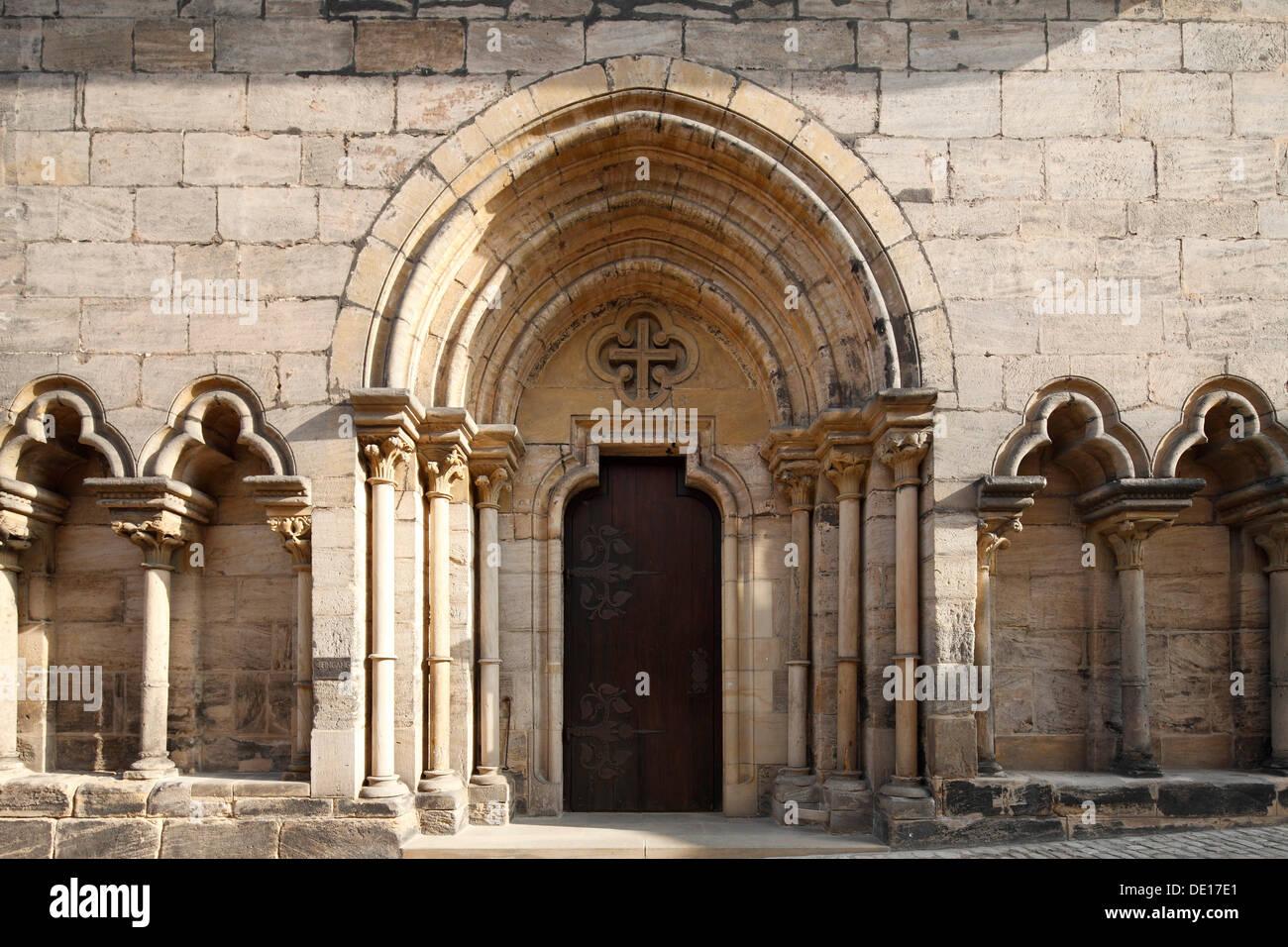Veitspforte portal bamberger dom kathedrale h gel for N portal