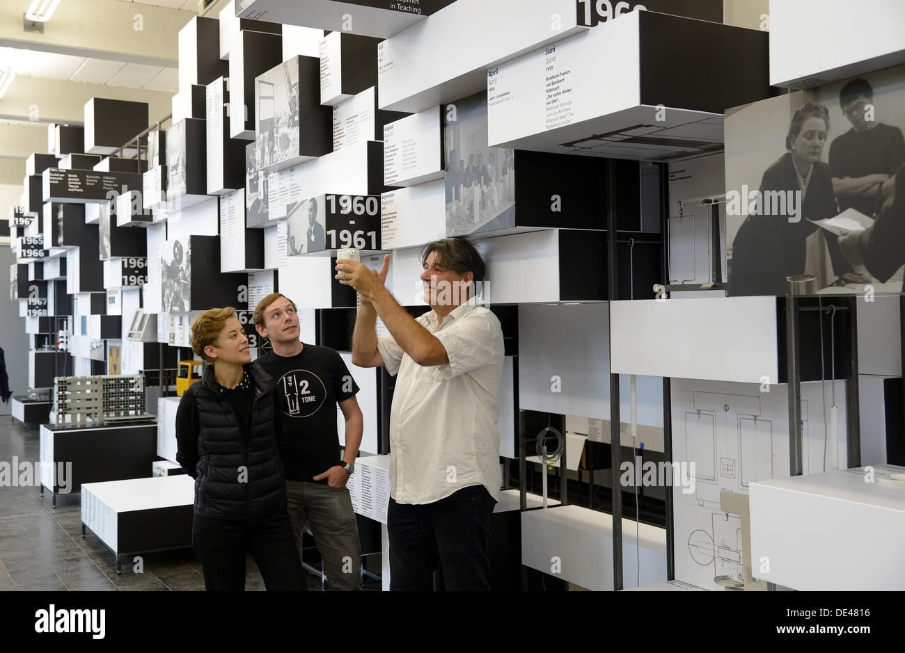 Möbeldesigner Deutschland ulm deutschland 11 september 2013 kurator ruedi baur r l