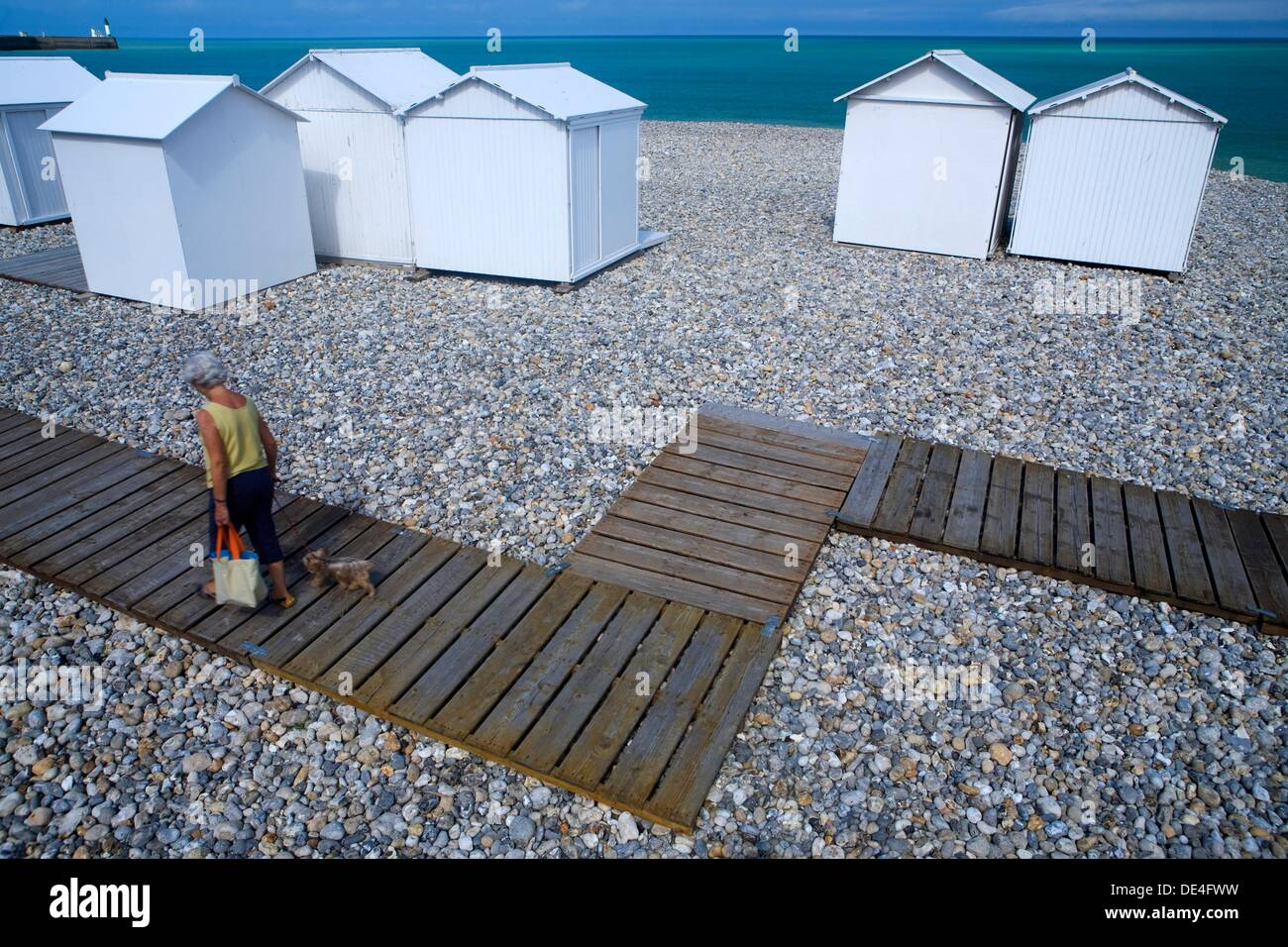 beach changing room stockfotos beach changing room bilder alamy. Black Bedroom Furniture Sets. Home Design Ideas