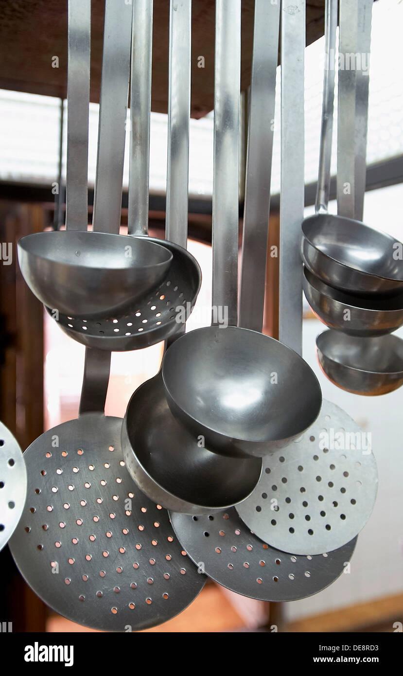 Küche. Gastronomische Gesellschaft, Donostia, San Sebastián ...