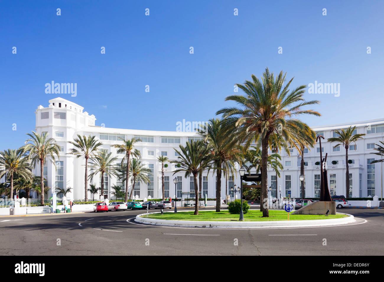 Hotel RIU Playa des Ingles, Gran Canaria, Kanarische Inseln, Spanien, Europa Stockbild