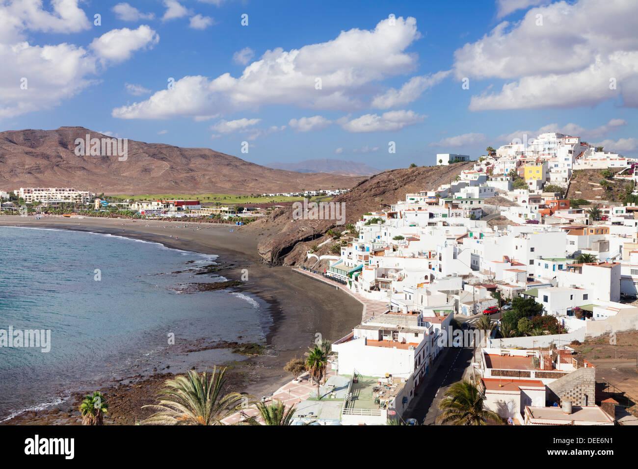 Las Playitas, Fuerteventura, Kanarische Inseln, Spanien, Atlantik, Europa Stockbild