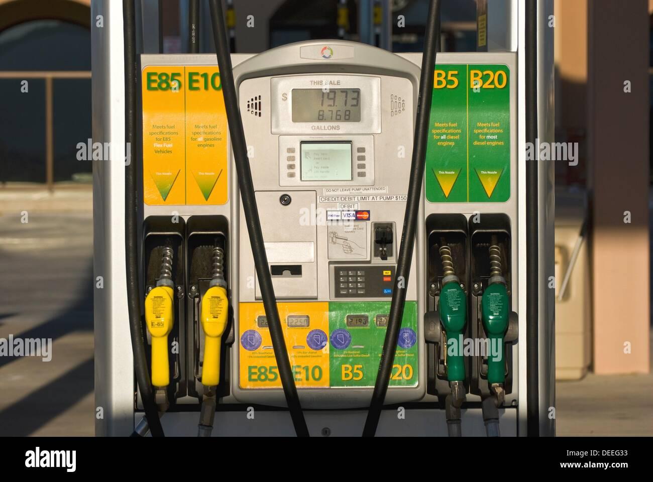 biodiesel ethanol kraftstoff pumpen im einzelhandel tankstelle mit e85 e10 b5 b20 minden. Black Bedroom Furniture Sets. Home Design Ideas