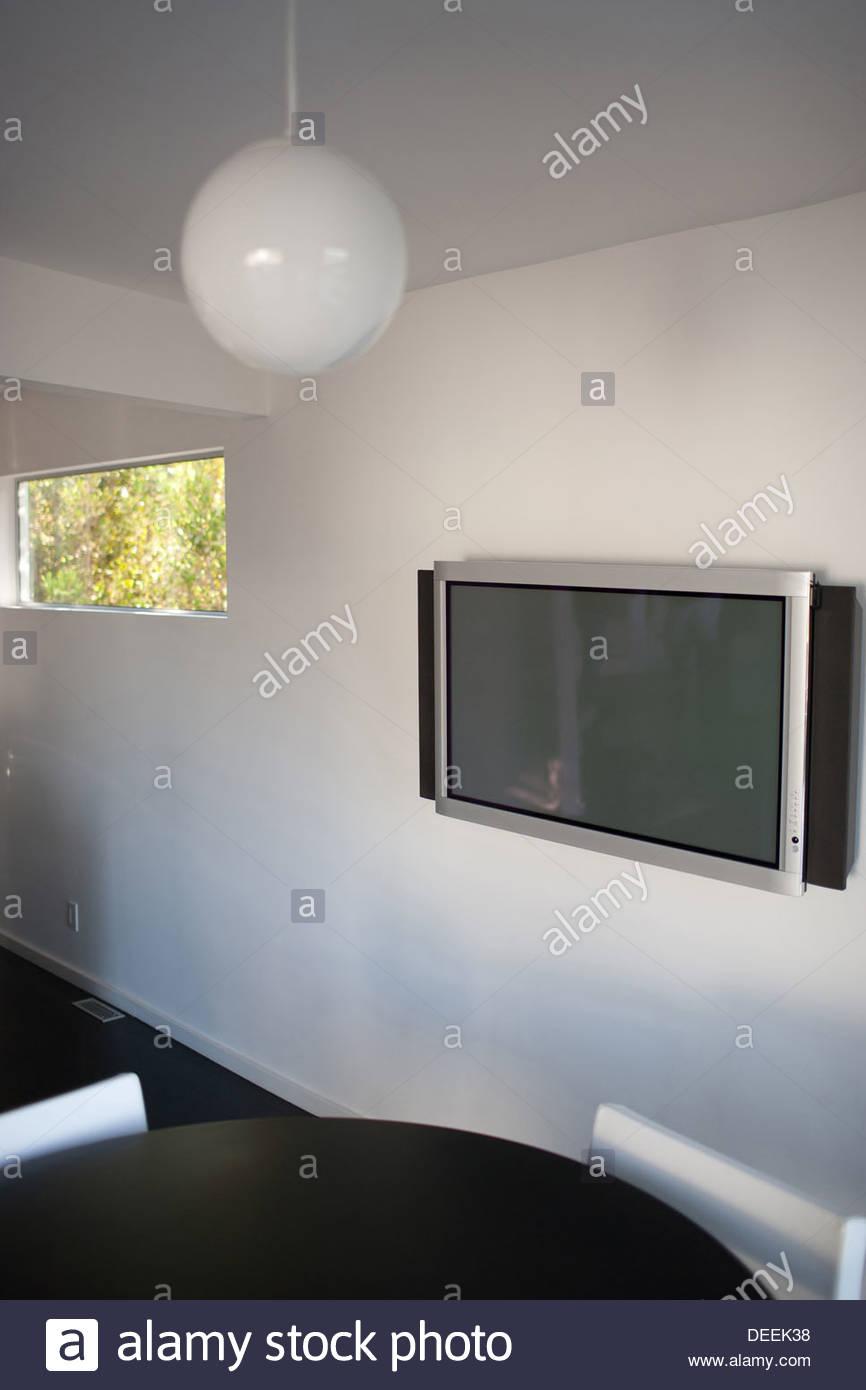 Modernes Interieur Stockbild