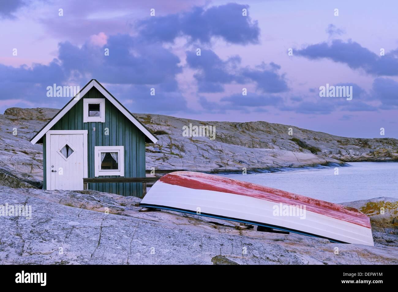 Wunderbar Küsten Hütte Bilder Von Der Küche Galerie - Küchenschrank ...