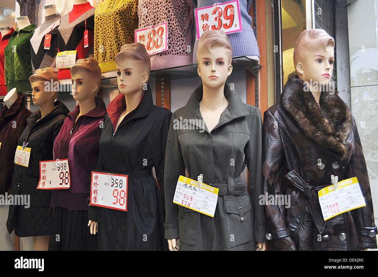 Billige kleidung aus china