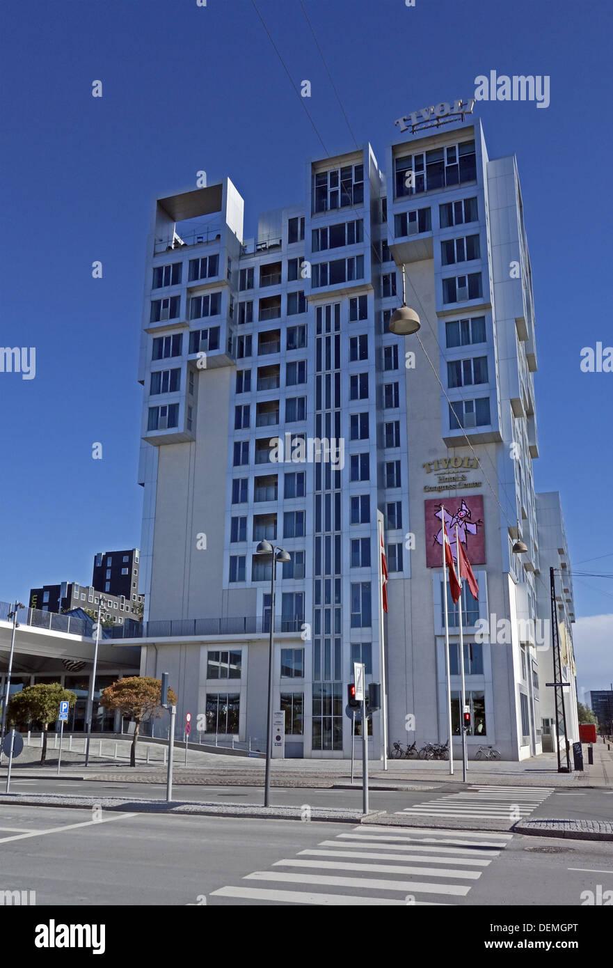 Tivoli Hotel Und Kongresszentrum An Ecke Arni Magnussons Gade Und
